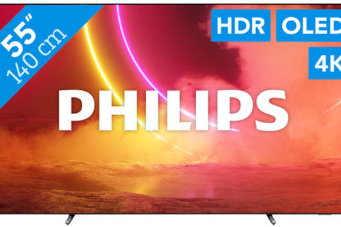 """PHILIPS 55"""" 4K UHD OLED Android TV"""