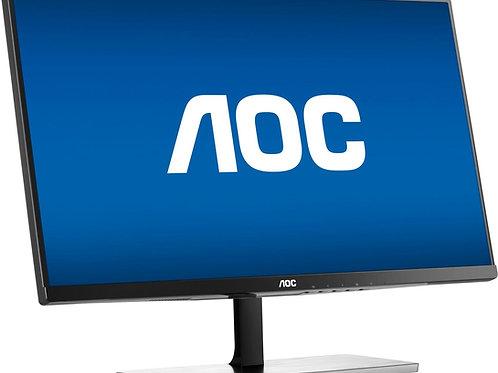 "21.5"" AOC LCD Monitor."