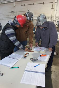 CRochette- OMariano & JPerez & PWhelan PCI training