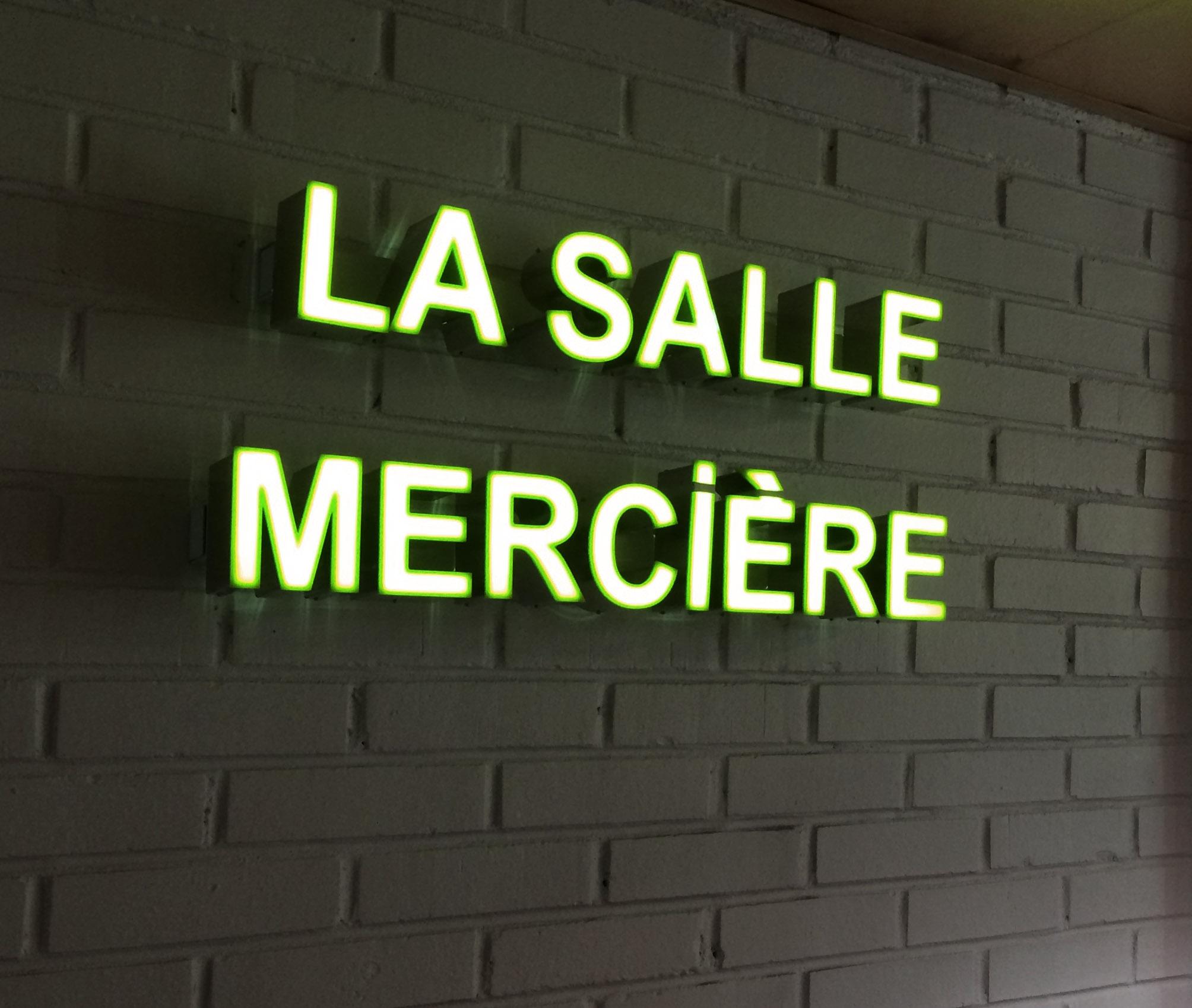 Salle merciere