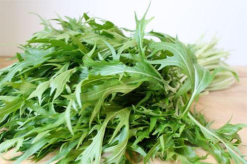 Mizuna - Green - 1 bunch