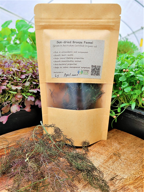 Tea: Sun-dried Bronze Fennel
