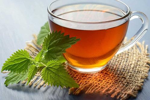 Tea: Sun-dried peppermint