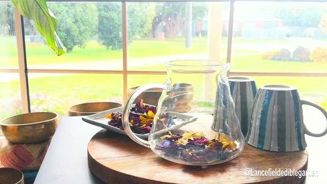 New Flower Tea