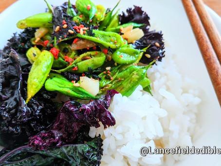 Stir-fry Black Radish Seed Pods