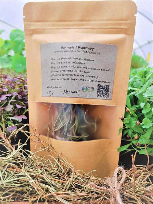 Tea: Sun-dried Rosemary