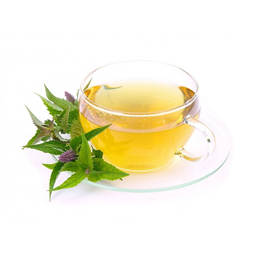 Tea: Sun-dried Anise Hyssop Flower