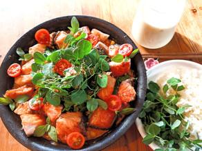 Fresh garden Thai-curry