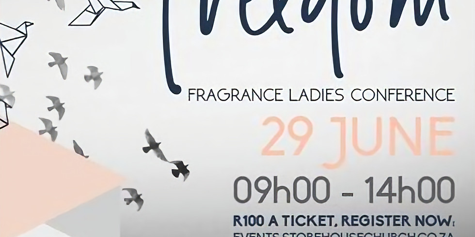 Fragrance Ladies Conference