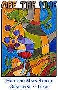Off The Vine - Wineshop Logo