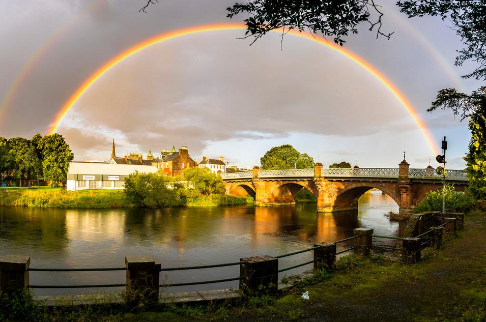 Dumfries Rainbow
