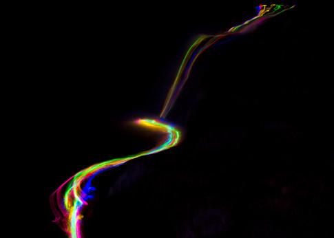 Glowing Water