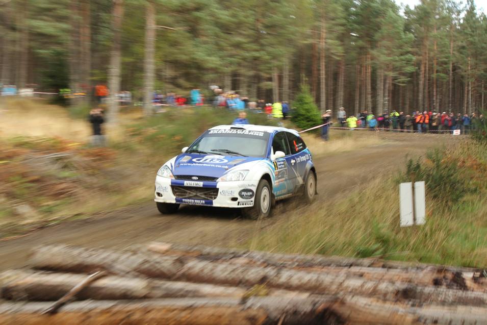 Scottish Rally 1