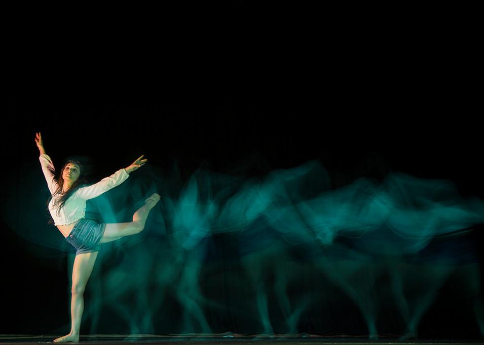 Movement Portrait 1