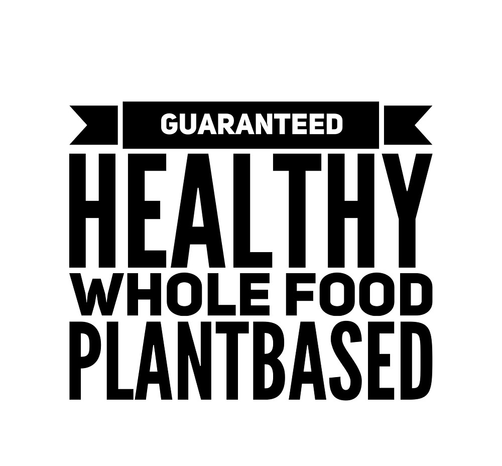 Plantbased2go guarnateed healthy stamp of approval