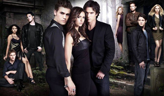 Lessons From The Vampire Diaries