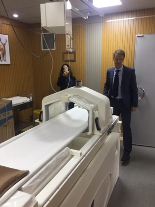 China hospital inspection