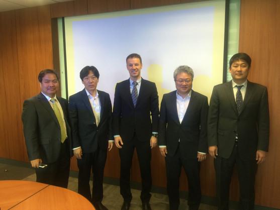 Asia Bridge Holdings Seoul. Korea