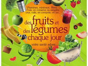 5 Fruits et légumes, c'est quoi exactement ?