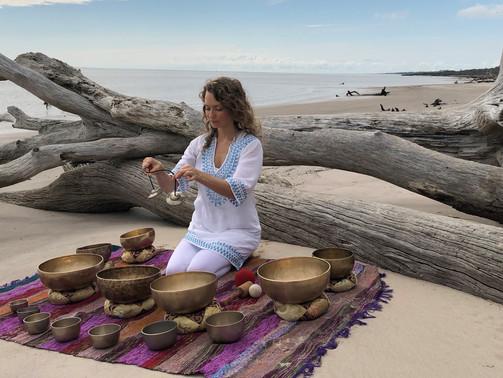 Bowls at the Beach