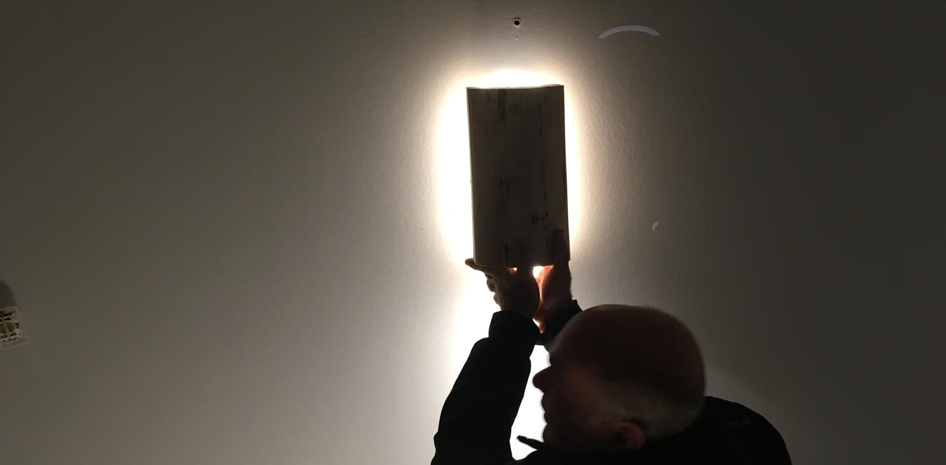 Testing the LED