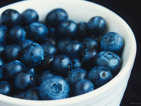 Blueberries, Red Wine May Help Prevent Erectile Dysfunction