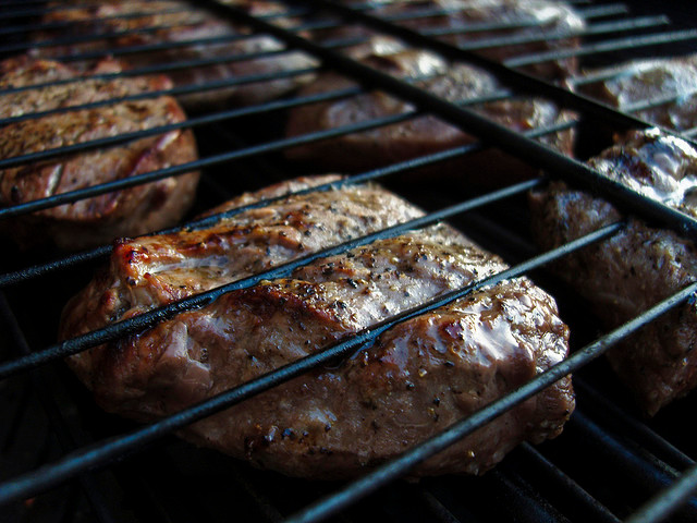 Beer may reduce harmful substances in grilled meats