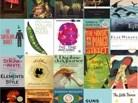 38 Books to Read in Under 2 Hours (Each)