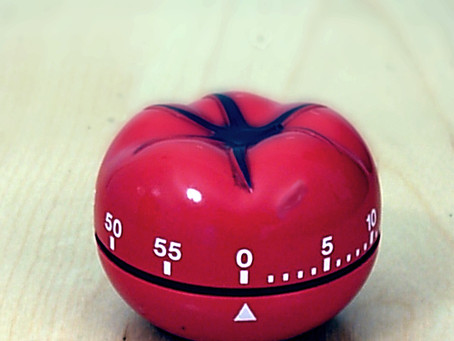 Working from Home: The Pomodoro Technique for Time Management