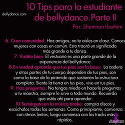 10 tips para la estudiante parte 2