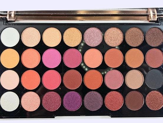 Paleta Flawless 4 de Make Up Revolution