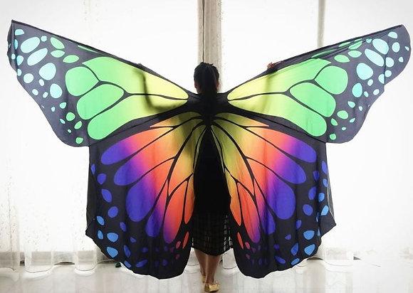 Alas mariposa Cool Club