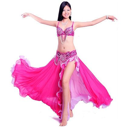 Vestuario Carnival Fiusha 3 pz
