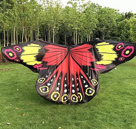 Alas mariposa Tropical Punch