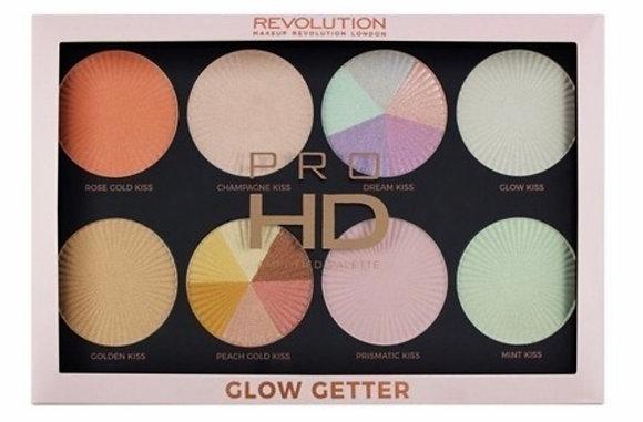 Paleta de iluminadores Glow Getter de Make Up revolution