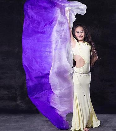 Velo de Seda para niñas varios modelos y colores