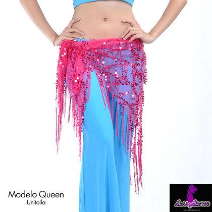 Fajilla modelo Queen Fiusha