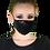 Thumbnail: Cubrebocas doble capa + 3 filtros PM 2.5 - Mod. Tap glamour