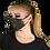Thumbnail: Cubrebocas doble capa + 3 filtros PM 2.5 - Mod. Blondie