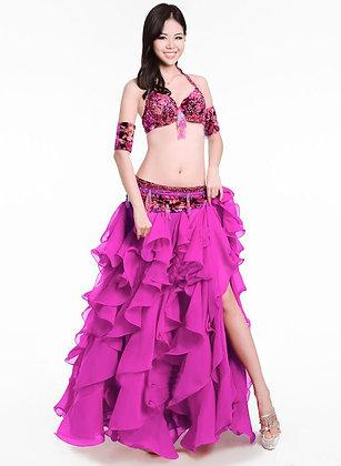 Vestuario 4 pz Mod. Jamilah 2 colores