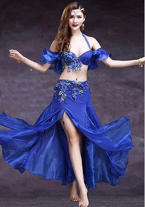 Vestuario Mod. Nourhanne 3 pz Azul Rey