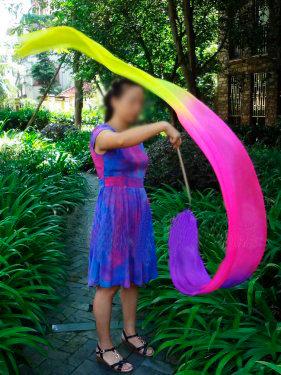 Listón de Seda Modelo Hope  2.5x30 cm