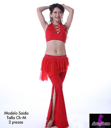 Modelo Saida: Rojo