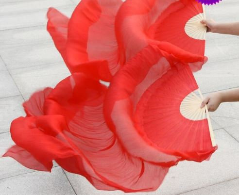 Abanicos Red 1.80