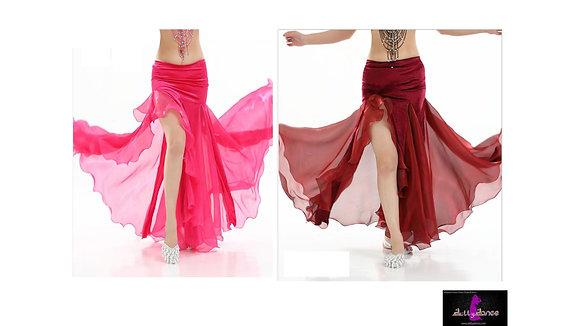 Falda Velvet Varios Colores