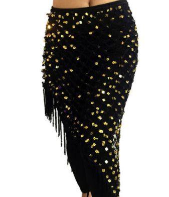 Fajilla Glamour con Dorado