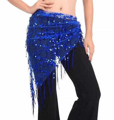 Fajilla modelo Queen Azul Rey