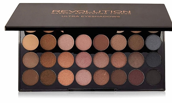 Paleta Beyond Flawless de Make Up Revolution