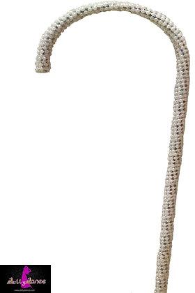 Bastón Modelo Exclusivo con Perlas