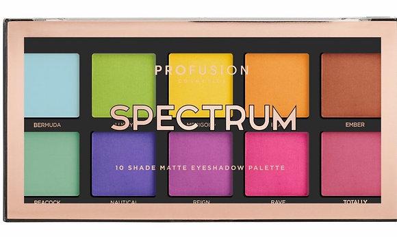 Paleta de Sombras Spectrum by Profusion